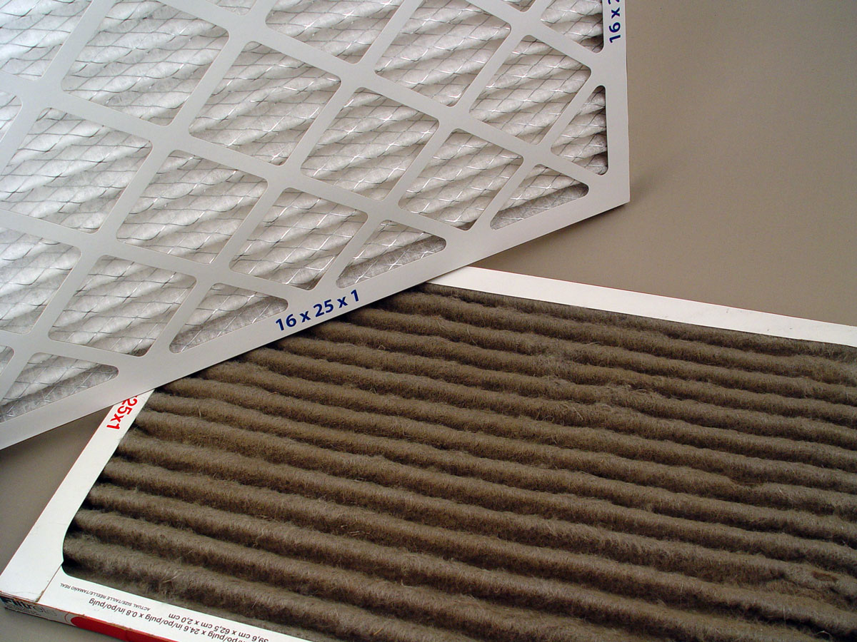 Air Filter Change Empire Cleaning
